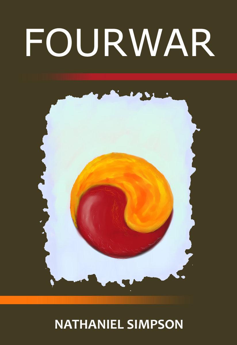 Cover for the Fourwar Novel