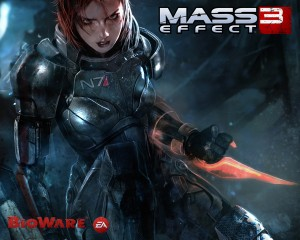 BioWare - Mass Effect 3 Promo Art